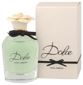 Dolce&Gabbana DOLCE by DOLCE & GABBANA Eau de Parfum Spray for Women ~2.5 oz / 75 ml *Brand New*