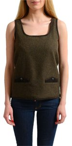 Dsquared2 Top Dark Green