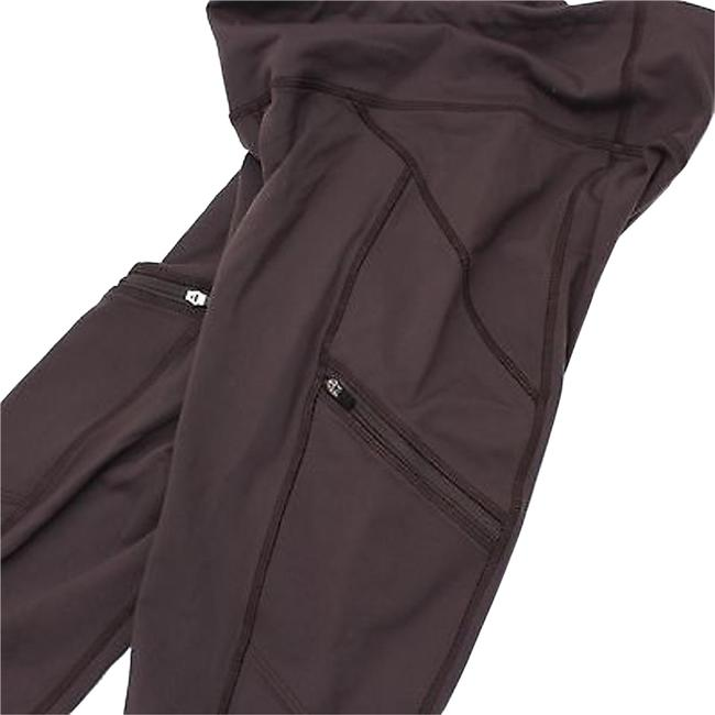 Item - Brown Drifter Tight Activewear Bottoms Size Petite 2 (XS)