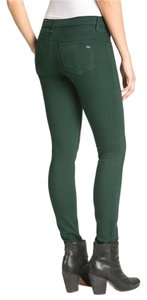 Rag & Bone Skinny & Green Jeggings-Dark Rinse