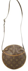 Louis Vuitton Crossbody Round Circle Rare Shoulder Bag