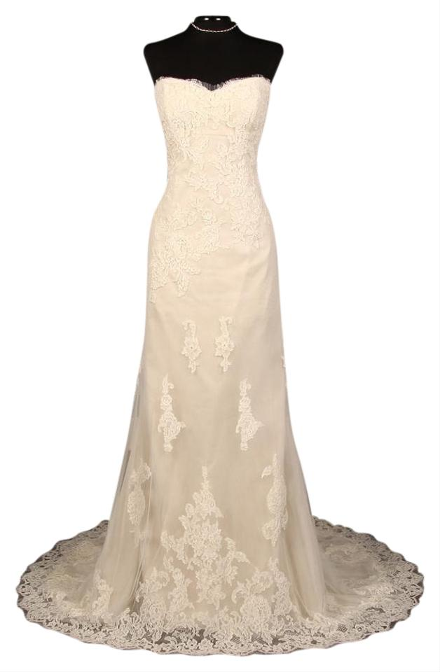 Ines di santo ethany x wedding dress on sale 51 off for Ines di santo wedding dresses prices