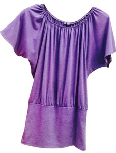 Moda International Top light purple