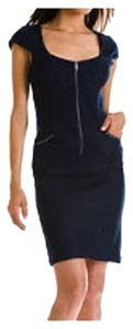 A|X Armani Exchange Sheath Edgy Dress