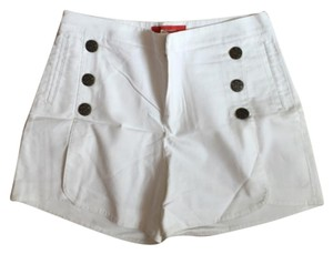 Cartonnier Mini/Short Shorts White