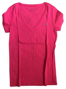 Vineyard Vines T Shirt Hot pink