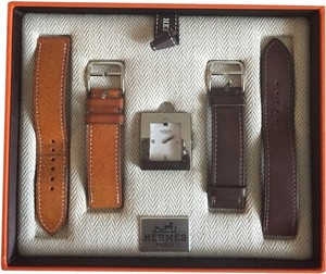 Hermès Hermes Two-In-One watch