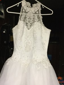 Elegant St Tropez Wedding Dress