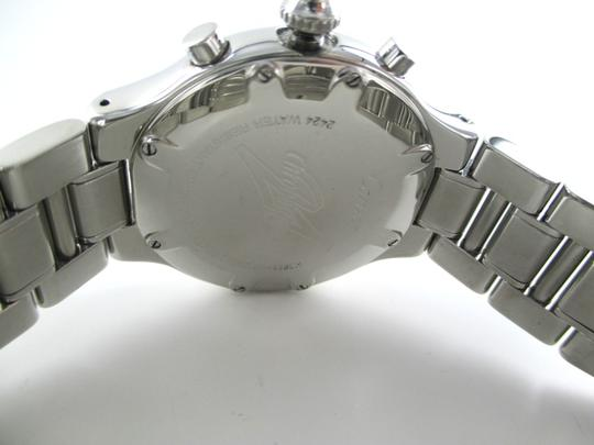 Cartier CARTIER CHRONOGRAPH 21 WATCH 2424 STAINLESS STEEL DATE WATER RESISTANT ROMAN