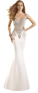 Tarik Ediz Gown Ball Gown Pageant Dress