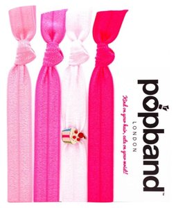 Popband Popband Hair tie accessory Brand New! Sweetie Cupcake set of 5