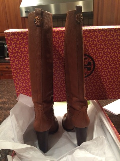 Tory Burch Toffee Boots