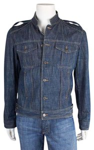 Gucci Casual Cotton Womens Jean Jacket