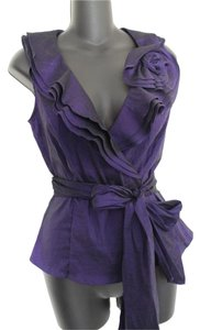 Victor Costa Top Purple
