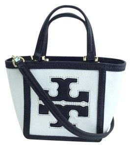 Tory Burch Leather Lambskin Cross Body Bag