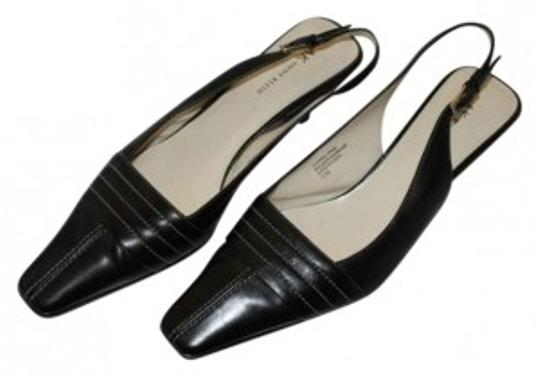 Preload https://item5.tradesy.com/images/anne-klein-black-leather-pumps-size-us-11-155889-0-0.jpg?width=440&height=440