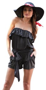 Beach Bunny Steppin Out Romper Cover-up MEDIUM