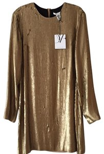Diane von Furstenberg Sequin Party Sparkle Dress