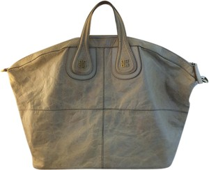Givenchy Nightingale Leather Hobo Bag