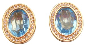 Swarovski Swarovski Blue Earrings