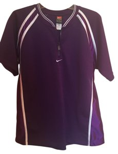 Nike Purple, Quarter Zip