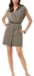 Theory short dress Gray on Tradesy