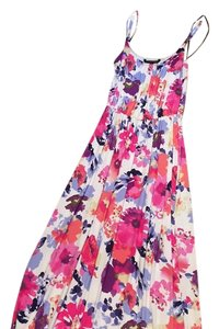 Multi floral Maxi Dress by FELICITY & COCO