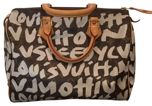 Louis Vuitton Speedy Graffiti Stephen Sprouse Neverfull Satchel