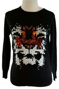 Mooloola Sequin Tiger Sweater