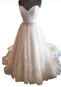 David Tutera For Mon Cheri David Tutera 213257 Wedding Dress