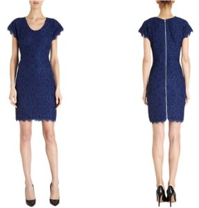 Diane von Furstenberg Dvf Lace Dress
