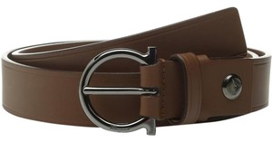 Salvatore Ferragamo Salvatore ferragamo adjustable belt 679372 cuoio 36