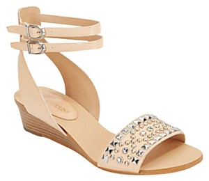 Enzo Angiolini Natural Wedges