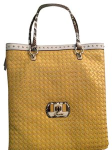 Guess By Marciano Tote in Yellow