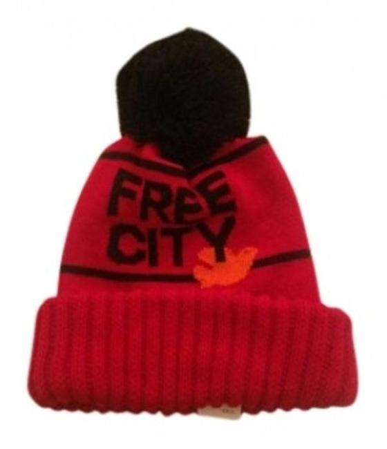 Preload https://item5.tradesy.com/images/free-city-red-new-w-tags-hat-activewear-size-os-one-size-155949-0-0.jpg?width=400&height=650
