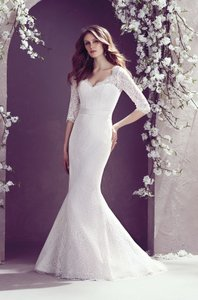 Mikaella Bridal 1808 Wedding Dress