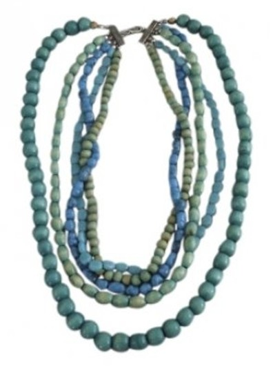 Preload https://img-static.tradesy.com/item/155953/turquoise-wood-and-resin-beads-necklace-0-0-540-540.jpg