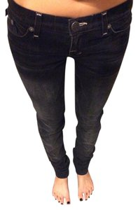 Rock & Republic & Skinny Jeans-Dark Rinse