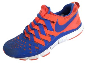 Nike Free 9.5 Sneakers Red Red, Blue Athletic