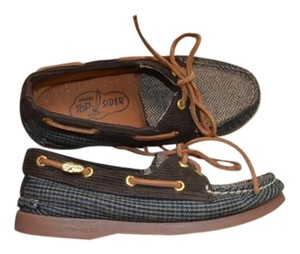Sperry Brown Flats