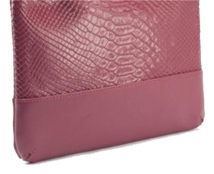 Cuore & Pelle Wine Clutch