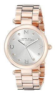 Marc by Marc Jacobs Marc by Marc Jacobs MJ3449 Dotty Rose Gold-Tone Stainless Steel Watch