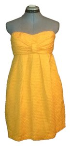 See by Chloé short dress Yellow Chloe Designer on Tradesy