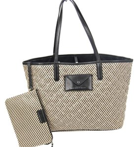 Marc Jacobs By Tote in Black/White