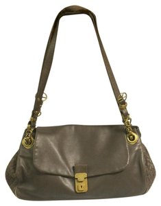 Bottega Veneta Satchel in Mocha