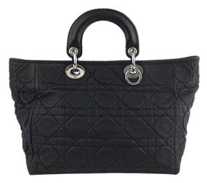 Dior Black Lady Shoulder Bag