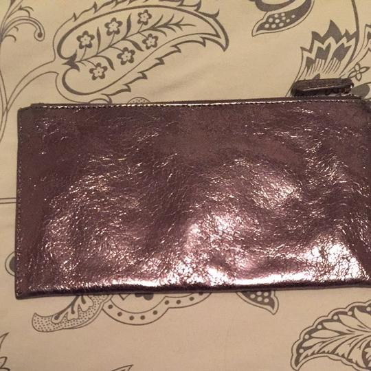 Michael Kors Metalic Silver/gold Clutch