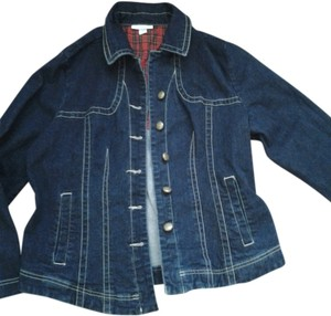 Dress Barn Womens Jean Jacket