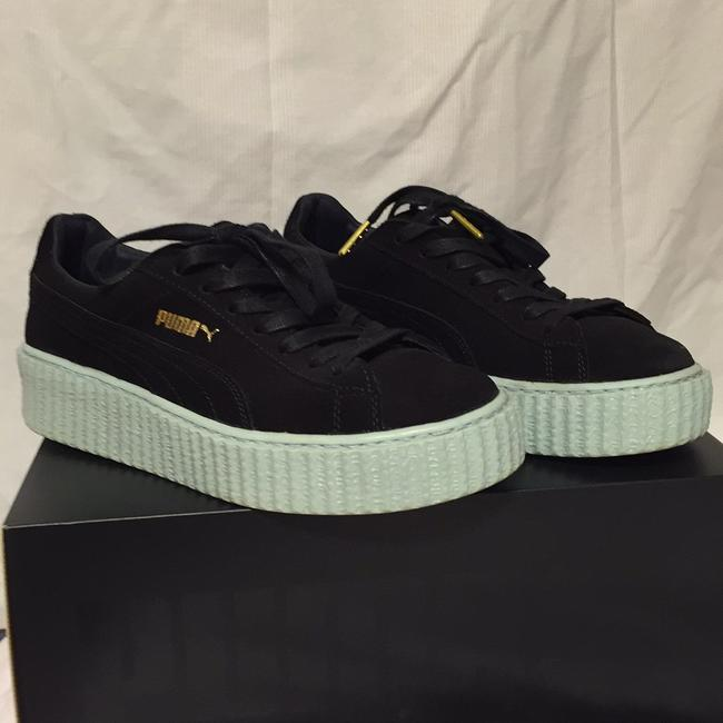 Item - Peacoat-cool Blue Fenty Creepers Sneakers Size US 7.5 Regular (M, B)