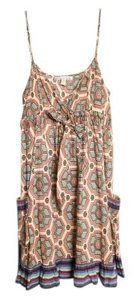 Other short dress exotic print Spring on Tradesy